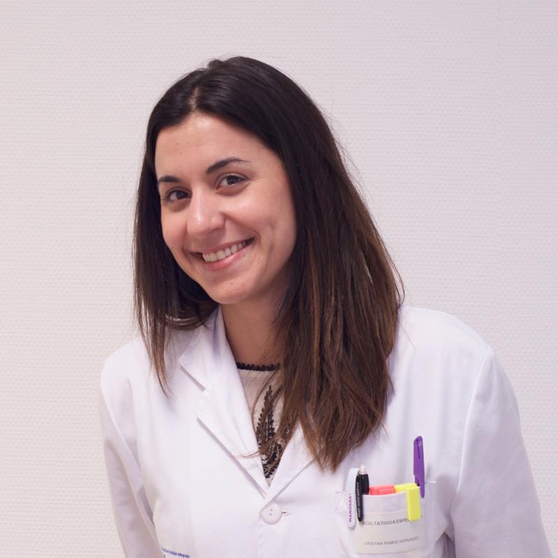 Dra. Cristina Ramos Hernández